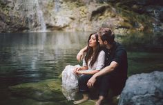 "I can't say enough how much I love this engagement session by KELSEA HOLDER. The tones, the moodiness, the drama, the earthiness, the pure nature of it… it's just fantastic!! Kelsea shares her words on the shoot below… ""We climbed … Continue readi"