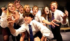 After attending an inspiring professional development session, Jenny Lewis began teaching pupils using drama. Photograph: Alamy; The Guardian article