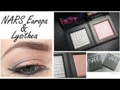 NARS Europa and Lysithea Tutorial