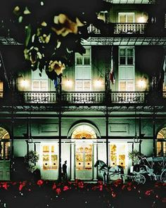 Royal Orleans, New Orleans...in 2 wks!