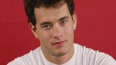 Tom Hanks joven