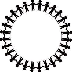 people holding hands clip art at clker com vector clip art rh pinterest com