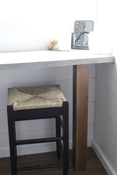 Bathroom Remodel- How to achieve a farmhouse style bathroom- farmhouse style- bathroom- remodeled bathroom- farmhouse bathroom- cement tile- copper accents- farmhouse style- bathroom update- bathroom reveal- bath