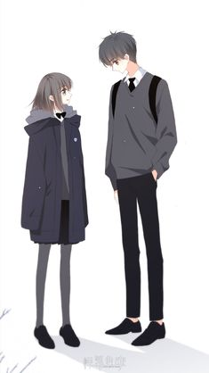 Love Never Fails Manga Anime Cupples, Anime Furry, Chica Anime Manga, Anime Chibi, Kawaii Anime, Anime Guys, Anime Couples Drawings, Anime Couples Manga, Cute Anime Couples