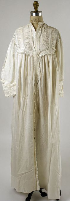 Nightgown 1890's