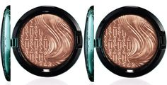 MAC-Summer-2014-Alluring-Aqua-5 Extra Dimension Bronzer Aphrodite's Shell – Golden bronze with a touch of fine shimmer Delphic – Soft brick tan with a touch of fine shimmer