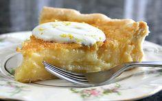 lemon-chess-pie