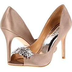 Wedding shoes? So pretty and actually affordable.