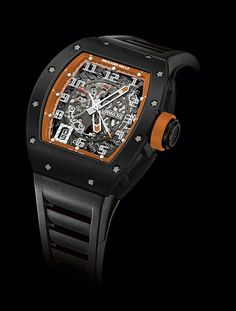 www.watchtime.com | watches | Richard Mille Introduces Americas Only RM 030 Limited Edition | Richard Mille RM030 Americas 560 $135K