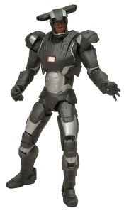 Is Diamond Select Toys Marvel Select Iron Man Action Figure A Perfect Choice?