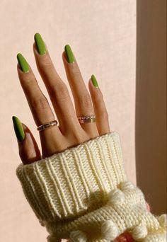Minimalist Nails, Nail Swag, Hair And Nails, My Nails, Maquillage On Fleek, Nagellack Design, Funky Nails, Fire Nails, Best Acrylic Nails