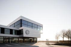 Forschungszentrum Garching - OSA Ochs Schmidhuber Architekten