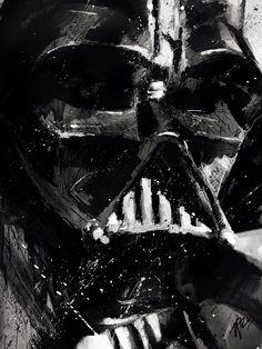 Darth Vader by EDUARDO VALDIVIESO