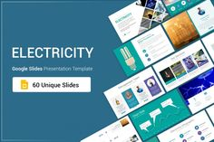 Electricity Google Slides Presentation Template reduces your work by supplying templates designed with busy entrepreneurs in mind. With 60 fully editable slides, the Pitch Deck Bundle provides you with the template you need to deliver a strong...