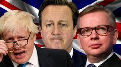 UK News ‏ David Cameron will not be taking part in EU referendum debates with Boris Johnson and Michael Gove, it has emerged. All I have to say to that PM David Cameron is such a 'Coward '.