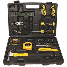 Stanley 65-Piece Mixed Tool Set, 94-248