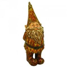 Gnome Greeter Sculpture Figure
