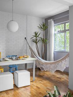 Reforma e decoração para personalizar o apartamento - Casa