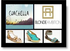 Frolick through the fields at Coachella 2013 with some cute Blonde Ambition Shoes sandals. It's not too late to perfect your music festival season outfits. They are not only super cute and stylish but very comfy. Available at Nordstrom.com! Dance the night away in these chic sandals!