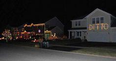 Lazy Christmas lights