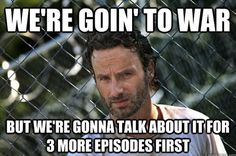 Seriously! And we only have a couple more episodes left and then we have to wait til October for more. Grrrrrr
