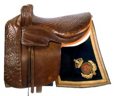 side saddles | Queen Victoria's Side Saddle | Museum Of Leathercraft
