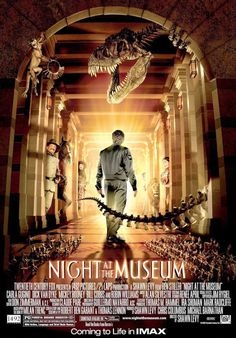 night at the museum poster - Google 検索