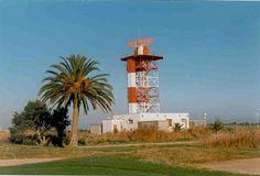 antic radar a Barcelona