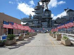 Battleship Missouri in Pearl Harbor, Oahu | Hawaii.com