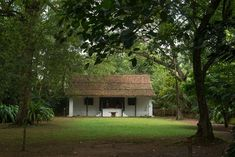 Villa No 87 Galle Road, Bentota, Sri Lanka 1978 Geoffrey Bawa