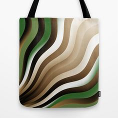 Graphic Design Tote Bag by gabiw Art.