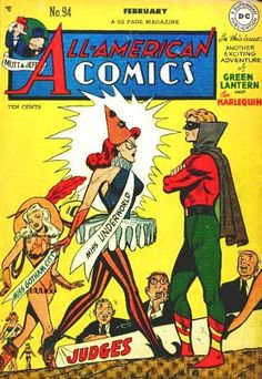 All-American Comics 94 Green Lantern golden age DC comics Dc Comic Books, Comic Book Covers, Comic Book Characters, Marvel Characters, Comic Art, Star Comics, Dc Comics, Pulp Fiction Comics, Justice Society Of America