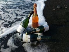Tenerife Tenerife, Champagne, France, Bottle, Drinks, Teneriffe, Drinking, Beverages, Flask