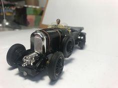 Scalextric Bentley 4.5L  Coche Años 60 Ref. C64 | eBay