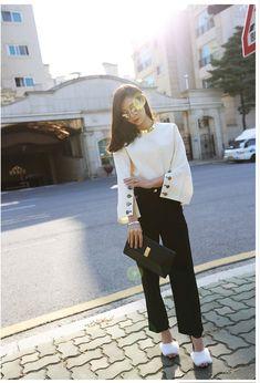 Lady Quality Shirt White - free shipping worldwide