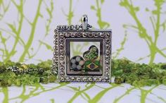 World Cup Soccer Locket