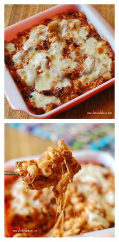 Tasty beefy cheesy pasta bake sure to please the kids and The Sneaky Chef {Giveaway} (ends 12/16/13) Thanks @a bird and a bean !