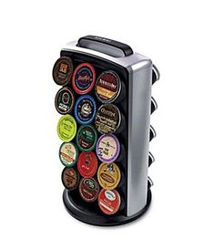 Caribou, Barista Prima, Newman's, Green Mountain to name a few.  keep the kcups loaded and keep the coffee flowing.