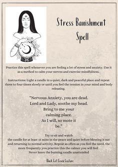 Witchcraft Spells For Beginners, Healing Spells, Magick Spells, Candle Spells, Candle Magic, Magic Spell Book, Witch Spell Book, Witchcraft Spell Books, Banishing Spell