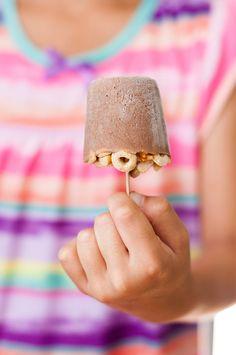 #SilkCashew Breakfast Pops for the Kiddos! @LoveMySilk #ad