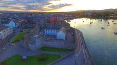 "Patrick Kenealy on Twitter: ""King Johns castle, Dungarvan at sunset this evening. @waterfordmuseum https://t.co/x68fLb9dQ9"""