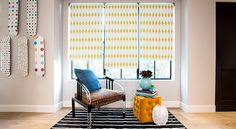 Find your look by browsing inspirational pictures of our custom roller shades.