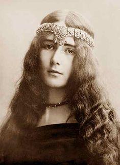 Vintage et cancrelats: Cléo de Mérode (1875-1966)