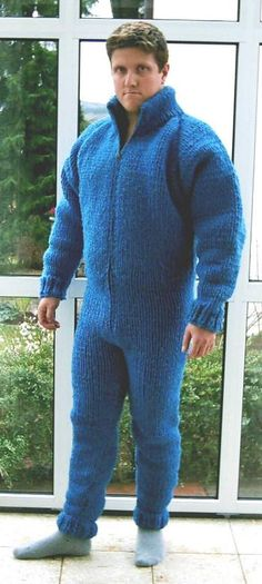 Man onsie | I liked the description so much I left. He looks quite buff in his onsie.