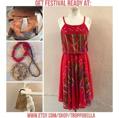 It's festival season! What are you waiting for? Grab some fab vintage, and be uniquely on fleek this year! Plus we're having a sale! 15% off everything in the store! www.etsy.com/shop/troppobella ~ETS #festivalwear #vintagesale #bohostyle #festivalworthy #hippiechic #instaboho #fashionstylist