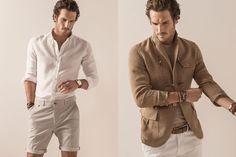 Massimo Dutti Equestrian Spring/Summer 2015 Men's Lookbook | FashionBeans.com