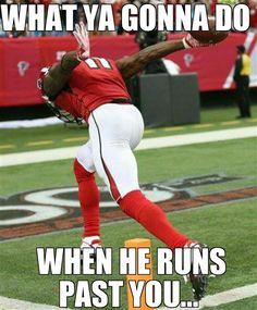 Atlanta Falcons Team, Falcons Football, Football Memes, Football Team, Falcons Rise Up, Julio Jones, Canadian Football, Football Pictures, Team Photos