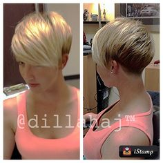This Funky short pixie haircut with long bangs ideas 93 image is part from Funky Short Pixie Haircut with Long Bangs Ideas gallery and article, click read it bellow to see high resolutions quality image and another awesome image ideas. Cute Haircuts, Thin Hair Haircuts, Cute Hairstyles For Short Hair, Short Hair Cuts, Short Hair Styles, Short Pixie, Pixie Cuts, Popular Haircuts, Amazing Hairstyles