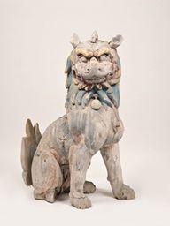 第110回ミニ企画展 大津の仏教文化15 獅子・狛犬|お知らせ|大津市歴史博物館