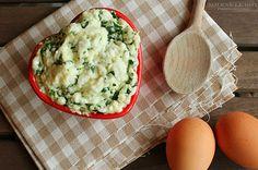 Soufflé épinards et parmesan pour bébé par Soo Food&Co #recette #babyfood #nutribaby